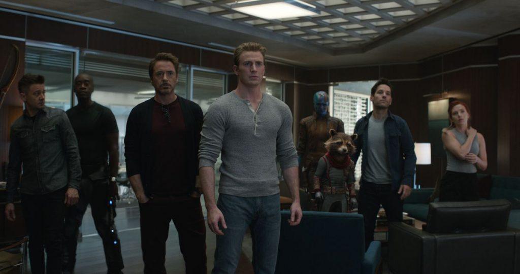 """The Avengers in """"Avengers: Endgame."""""""