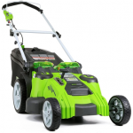 Battery-based cordless lawn mowers are coming into their own