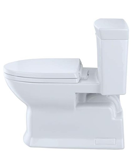 Toto is probably one of the best-known manufacturers of toilets
