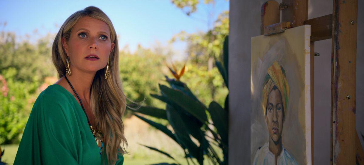 """Gwyneth Paltrow in """"The Politician."""""""
