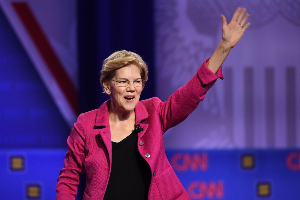 Elizabeth Warren LGBTQ presidential town hall