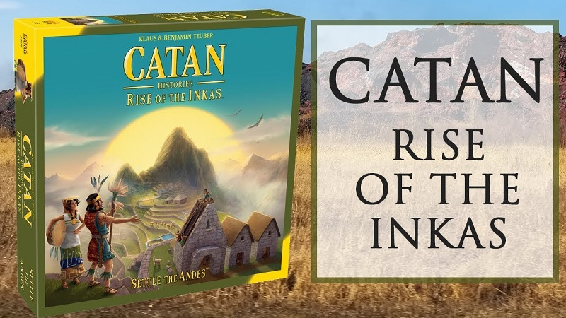 Catan – Rise of the Inkas