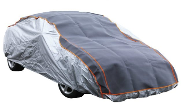 Car anti-hail cover
