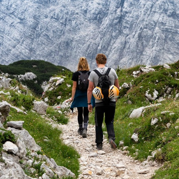 Panoramic hiking in Julian Alps hiking with Altitude activities