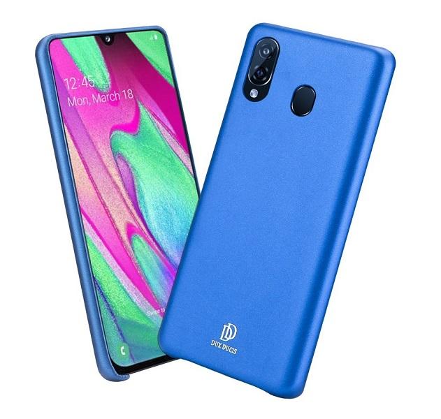 Samsung A40 phone case