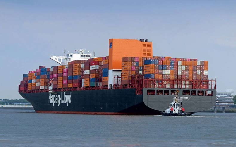 How is cargo ship structured