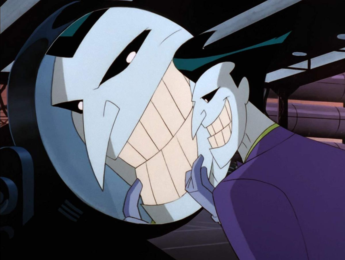 The Joker in Batman: The Animated Series