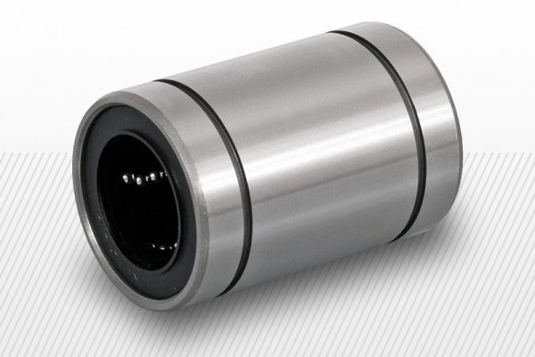 Linear bushing for handling and automation