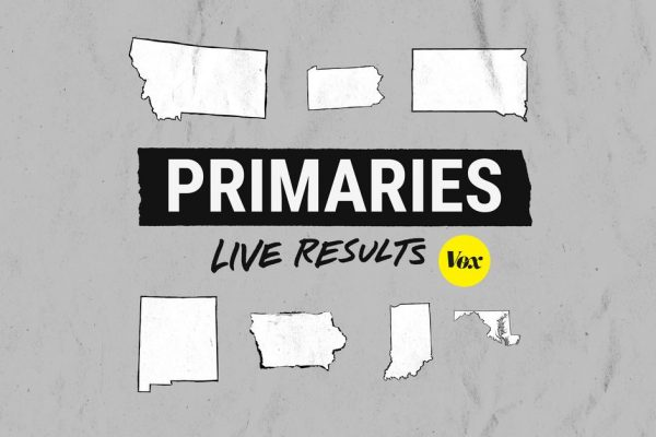Live results for the June 2 primaries