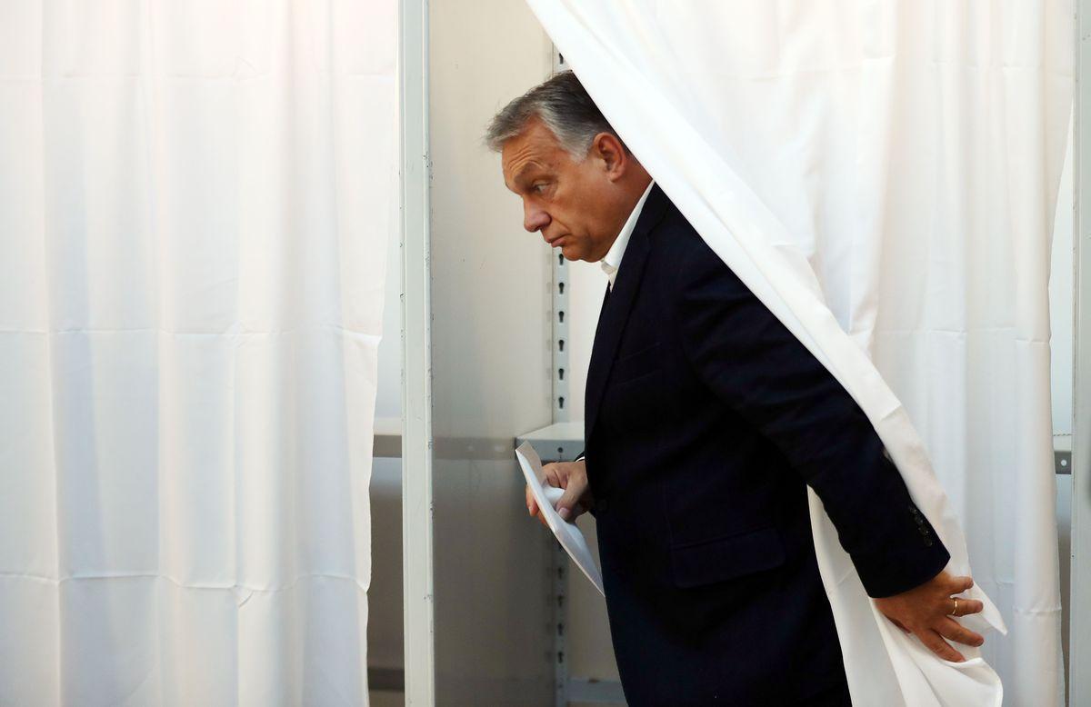 HUNGARY-POLITICS-VOTE