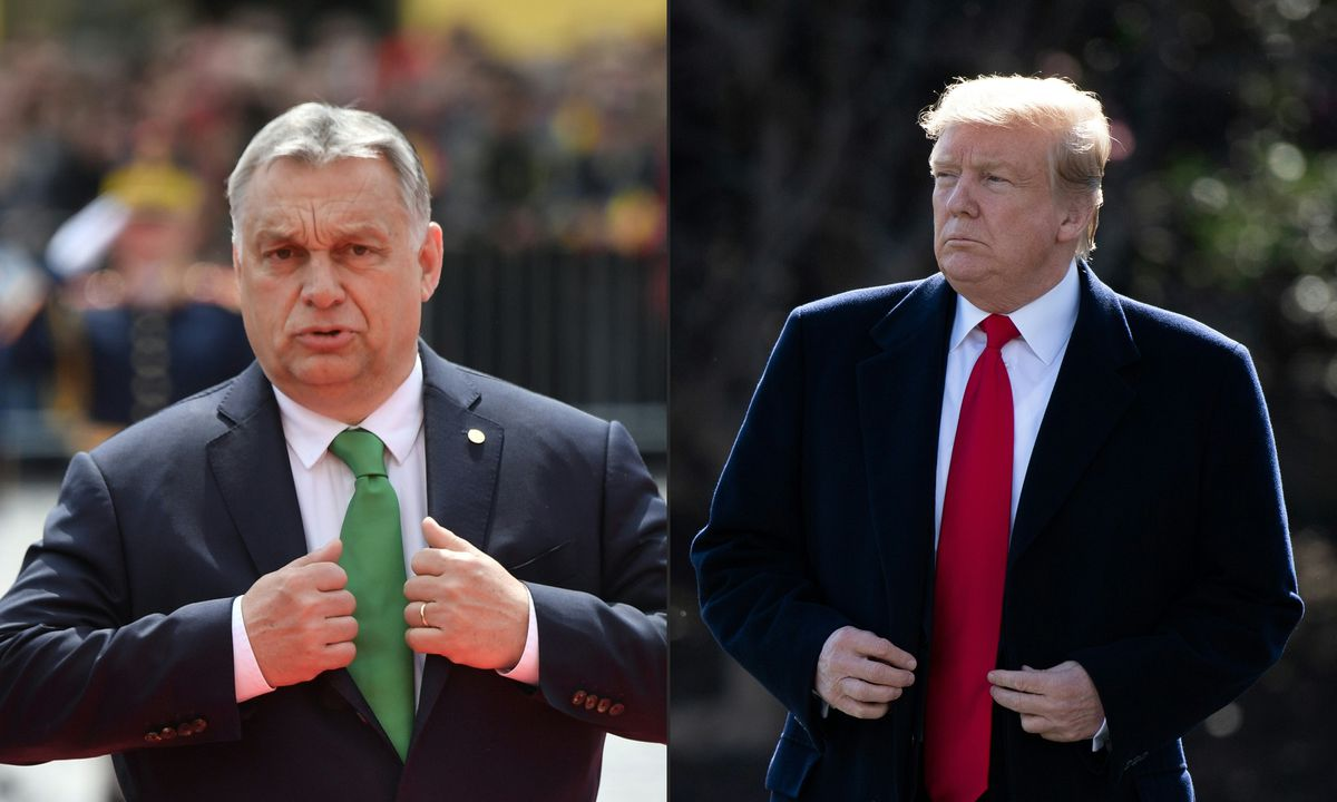 COMBO-US-Hungary-diplomacy-POLITICS-ORBAN