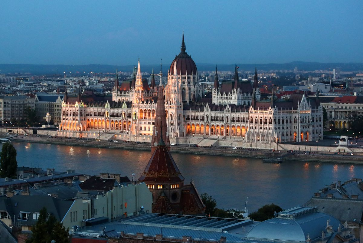 Budapest, Hungary in pictures