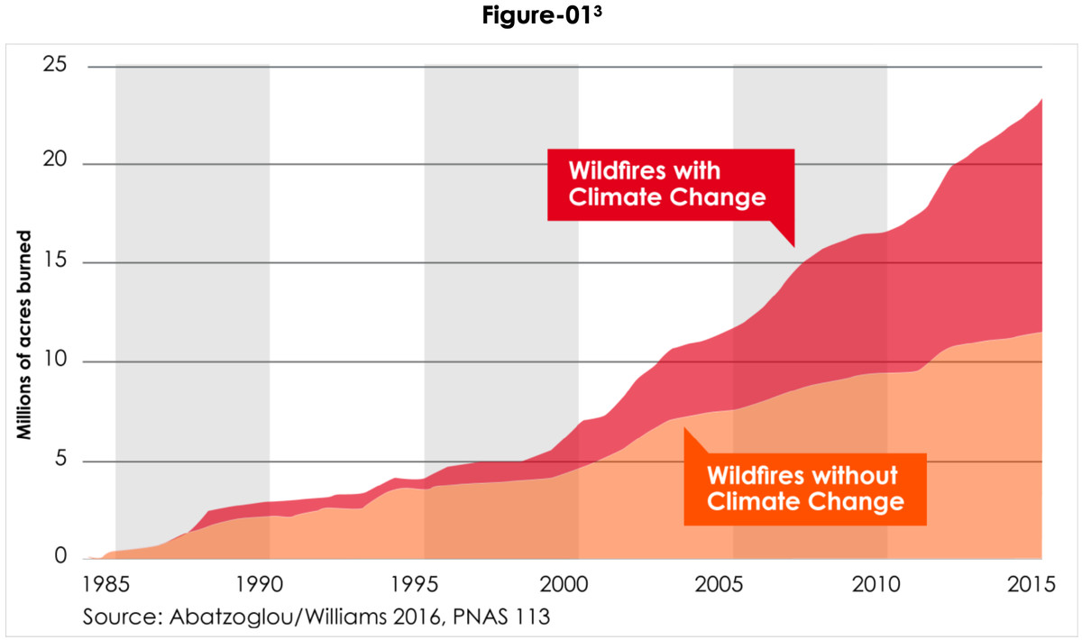 climate and wildfire