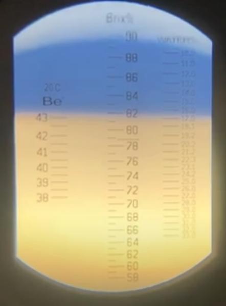 Honey refractometers